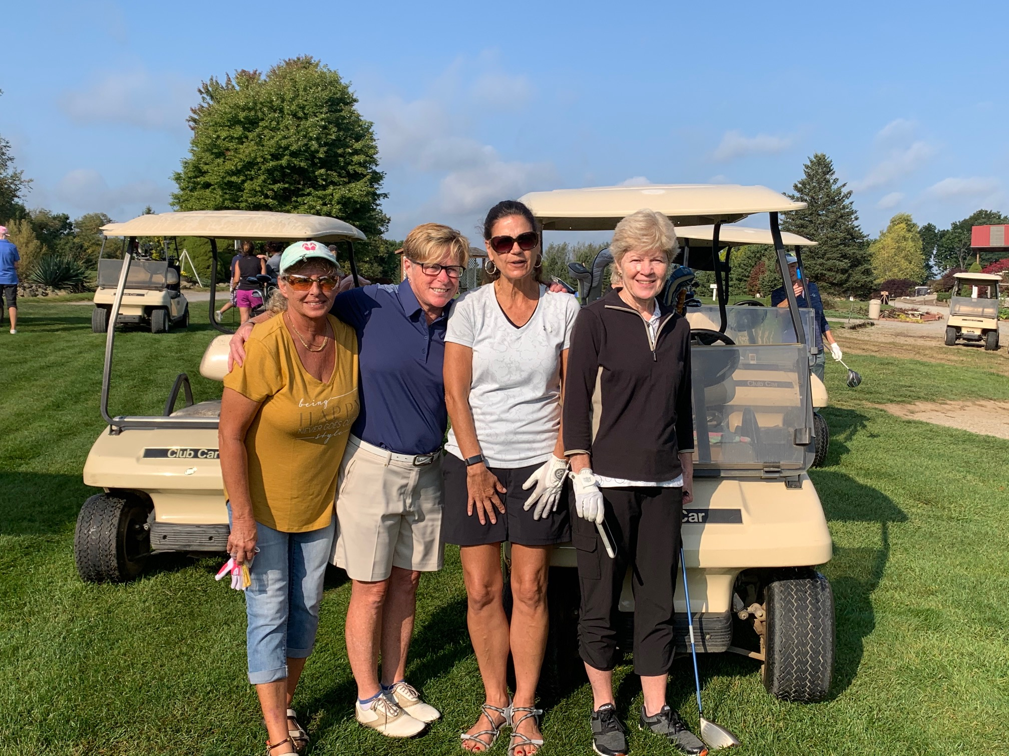 Golf Outings For Women